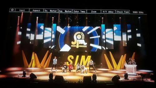 第一屆SIM澳門樂壇頒獎典禮